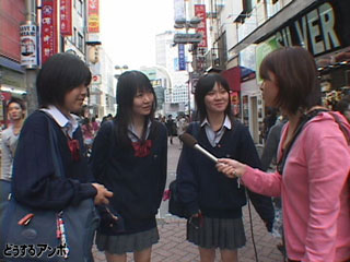 『どうするアンポ』街頭インタビュー